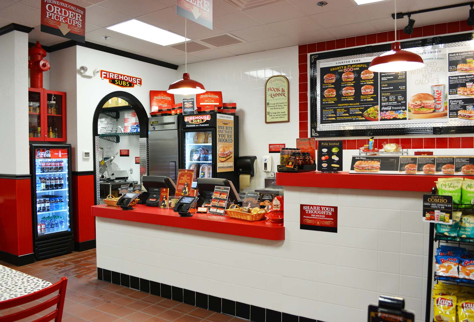 Firehouse Subs Vancouver Mall Team Construction Llc