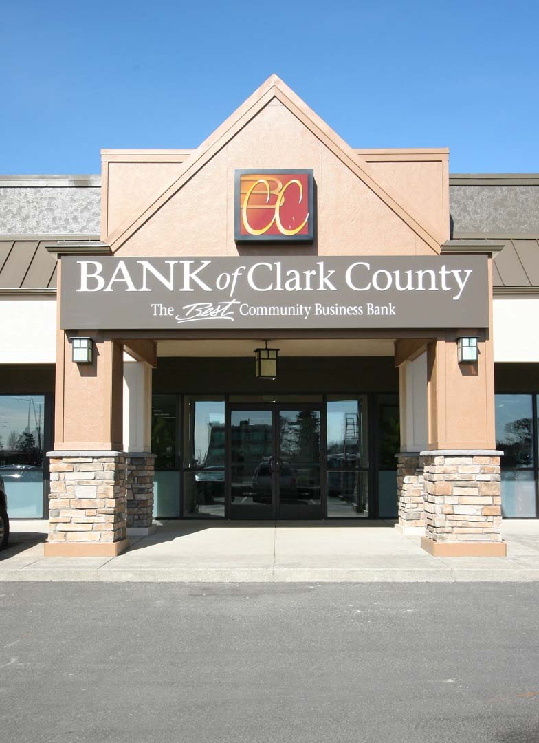 Bank Of Clark County Team Construction Llc