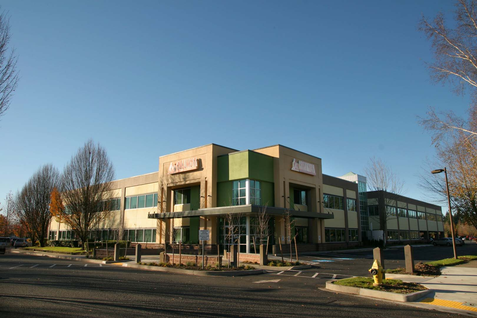 Columbia Credit Union Operations Center Team